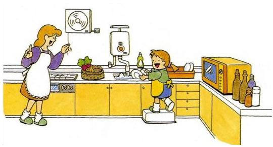キッチンでガス機器を使う際は、必ず換気しましょう。