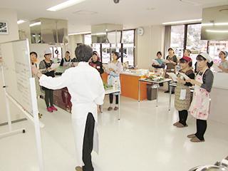 伊藤シェフのクリスマス料理教室