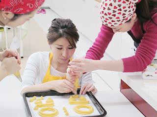 シュー生地を使った定番お菓子