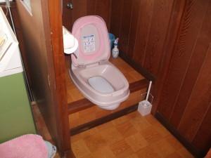 トイレ②B
